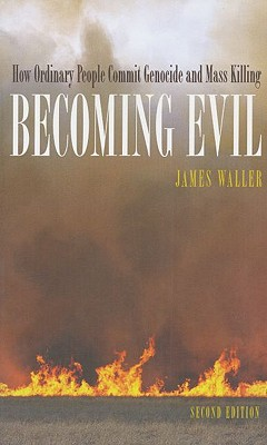 Becoming Evil By Waller, James